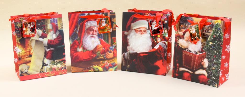 torby papierowe na prezenty