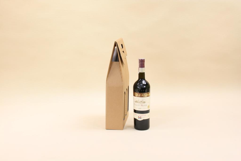 potrójny karton na wina
