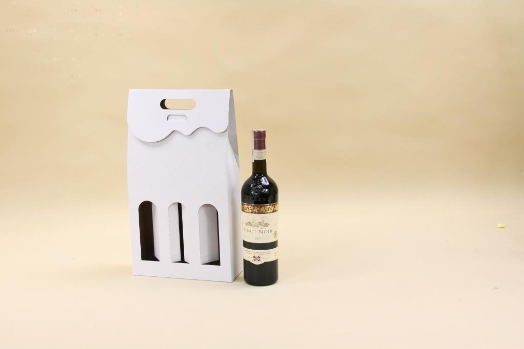Pudełko kartonowe na wina
